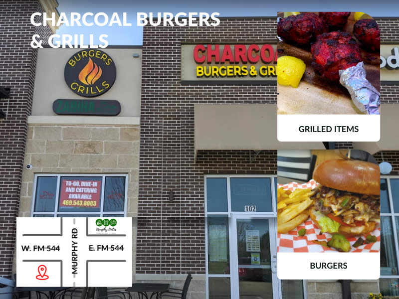 Charcoal Burgers & Grill