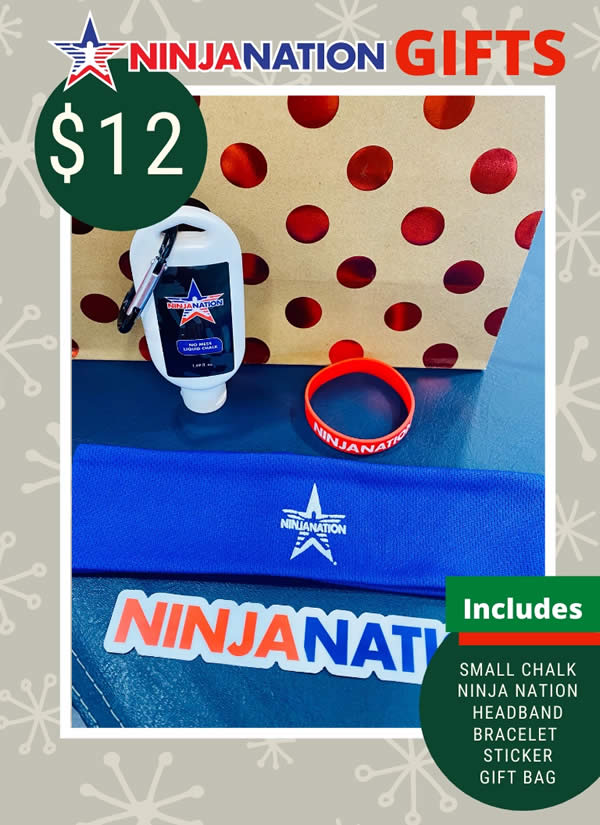 Ninja Nation Gift Set